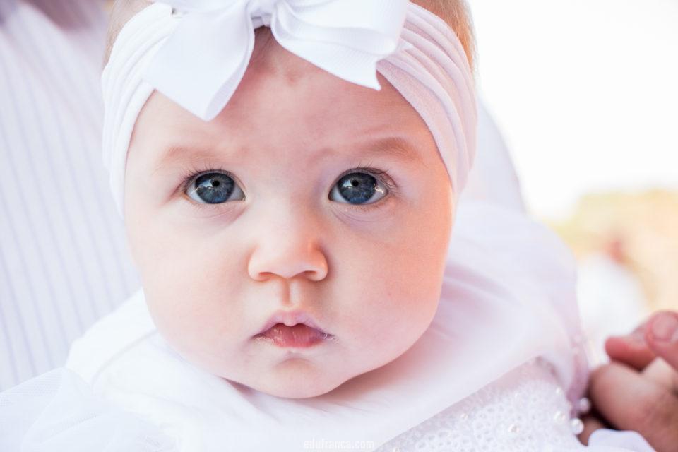 Batizado da Lis - A nossa princesinha