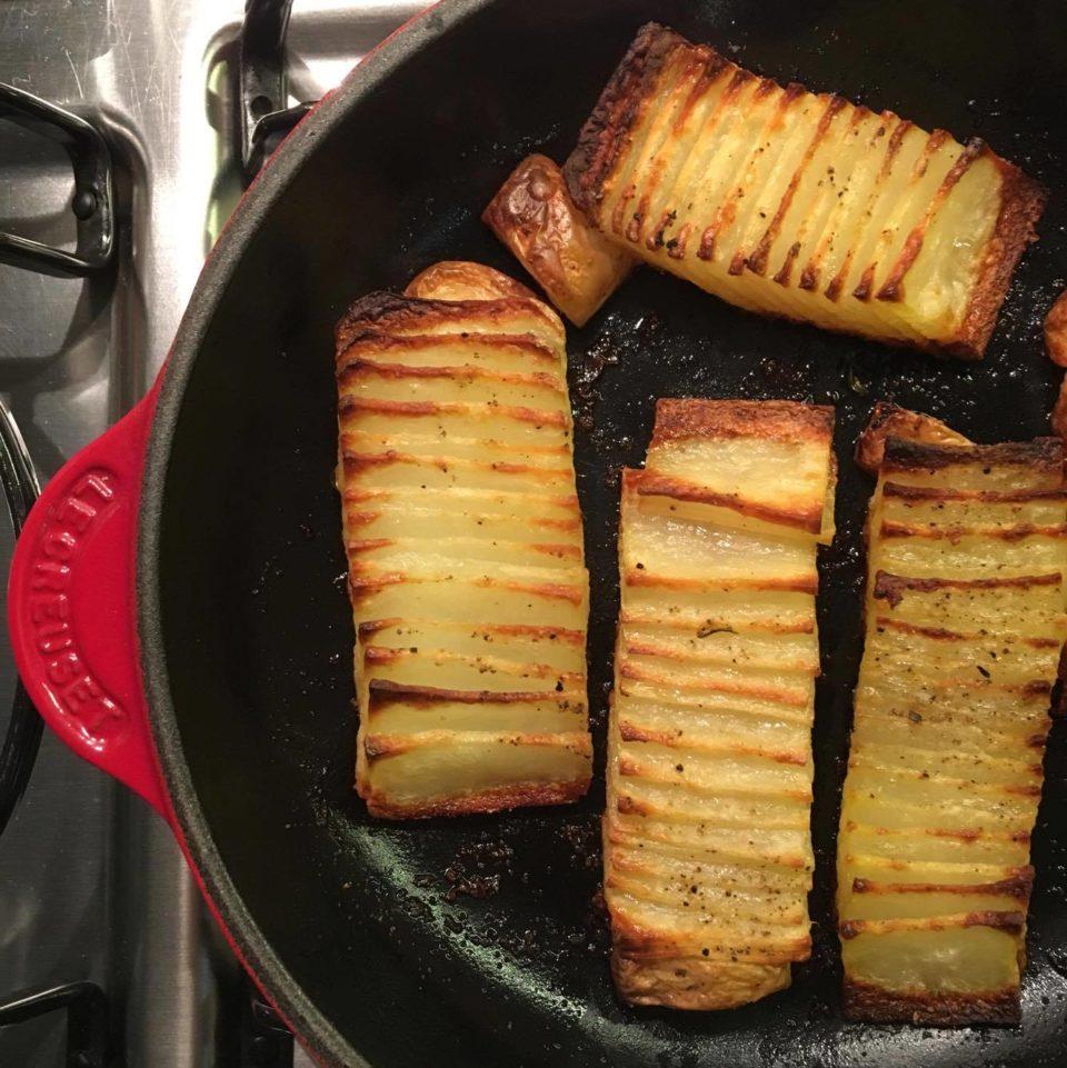Batatas Dominó